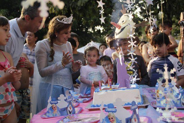 Vaikų gimtadienių idėjos